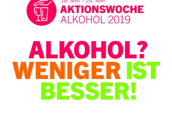 Aktionswoche Alkohol 2019 – wir sind dabei