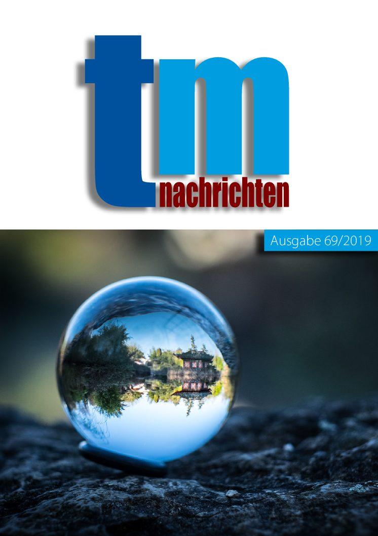 TM-Nachrichten 69/2019