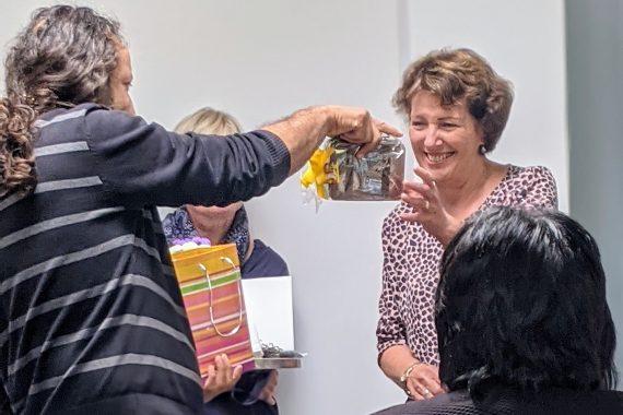 Langjährige Oberärztin in den Ruhestand verabschiedet
