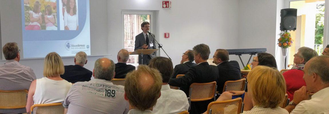Dr. Arne Zastrow stellt das KPV der Öffentlichkeit vor.